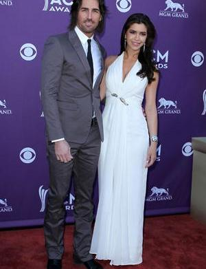 Jake Owen, Lacey Buchanan 2012 ACM