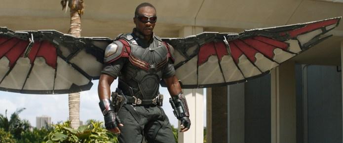 Marvel's Captain America: Civil War..Falcon/Sam Wilson