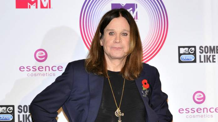 Ozzy Osbourne Claims He Was Never