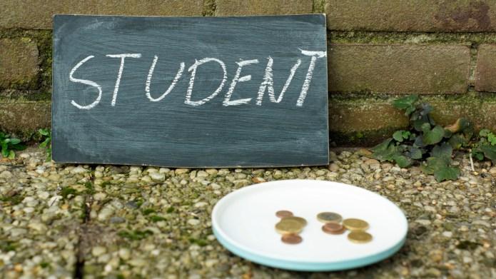 Poor student