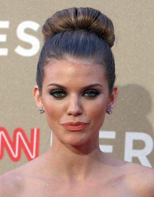 Oops: AnnaLynne McCord tweets topless photo