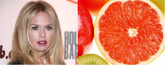 Rachel Zoe's pregnancy craving: Grapefruit!