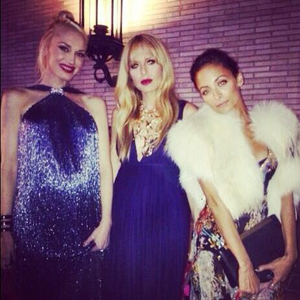 Gwen Stefani, Rachel Zoe and Nicole Richie- Celeb Moms on Twitter