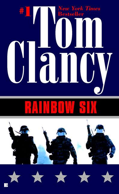 Rainbow Six cover