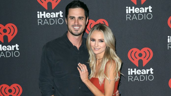 Ben Higgins and Lauren Bushnell have