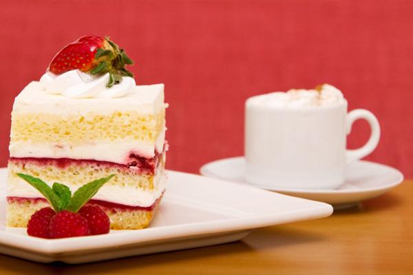 Rasberry Shortcake
