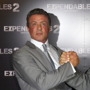 The Stallone-Schwarzenegger rivalry still going strong