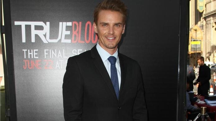 True Blood's Riley Smith says the