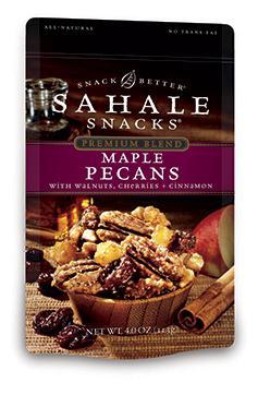 Easy Maple Pecan Granola Bars