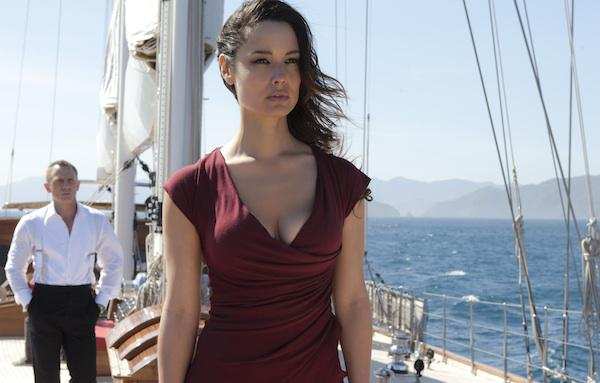 Skyfall's Bond girls aren't just pretty