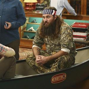 Duck Dynasty's Robertsons visit Last Man