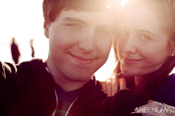 Patrick and Sophie
