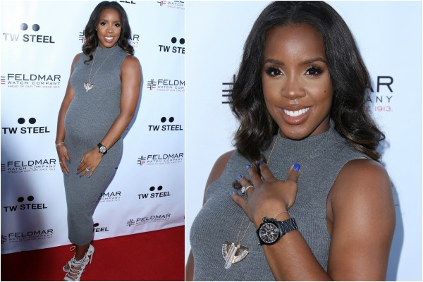 Kelly Rowland and pregnant celebrity red carpet fashion