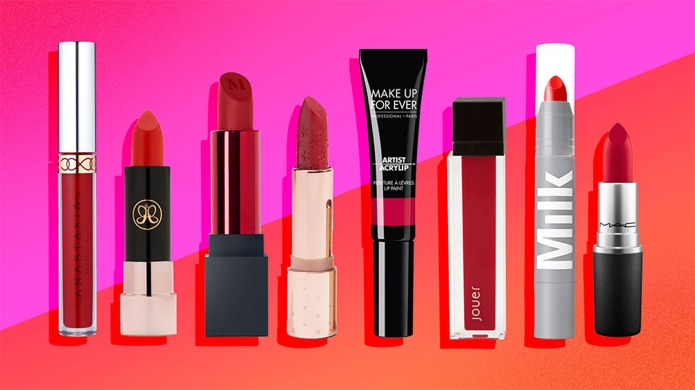 The Best Red Lipsticks Under $20