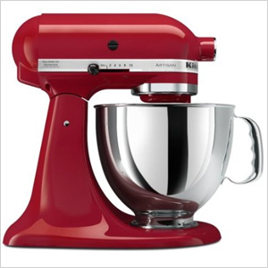 Red mixer