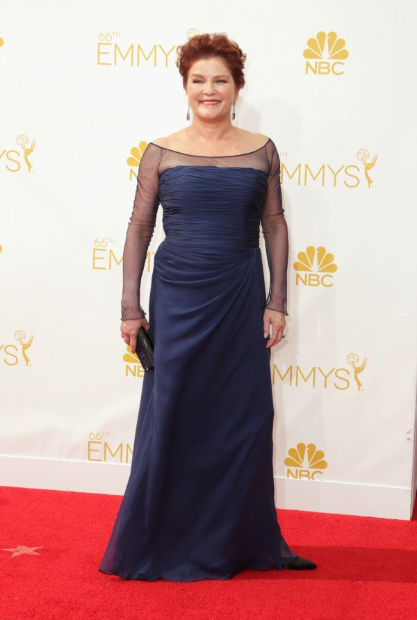 Red from Orange is the New Black 2014 Emmys