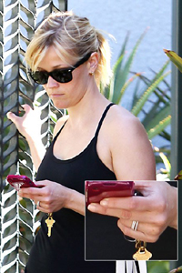Reese Witherspoon's wedding ring