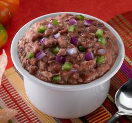 Low-fat bean dip