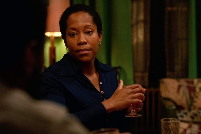 Photo of Regina King in 'If Beale Street Could Talk'