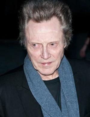 Why is Christopher Walken involved in