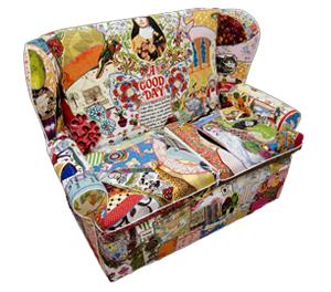 Repurposed Sofa