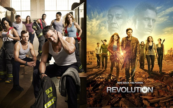 Revolution and Chicago Fire renewed