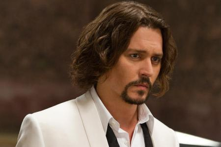 Johnny Depp tackles The Tourist