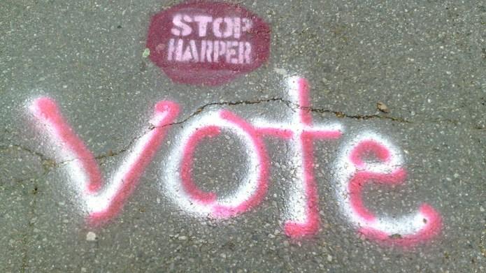 Sluts Against Harper campaign promotes more
