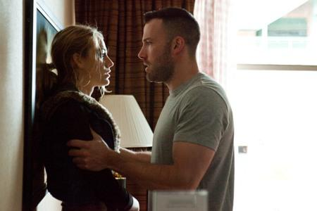 Ben Affleck dishes directing The Town