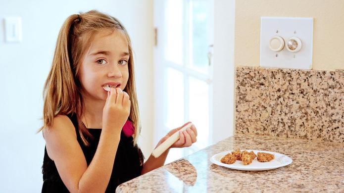Smart snacking for after school