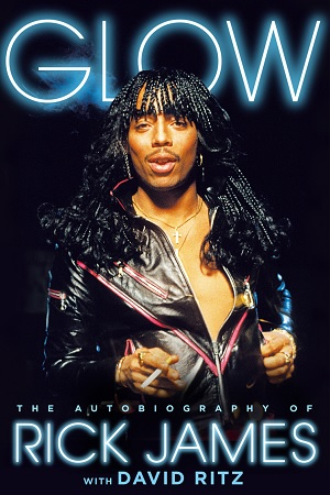Rick James book cover