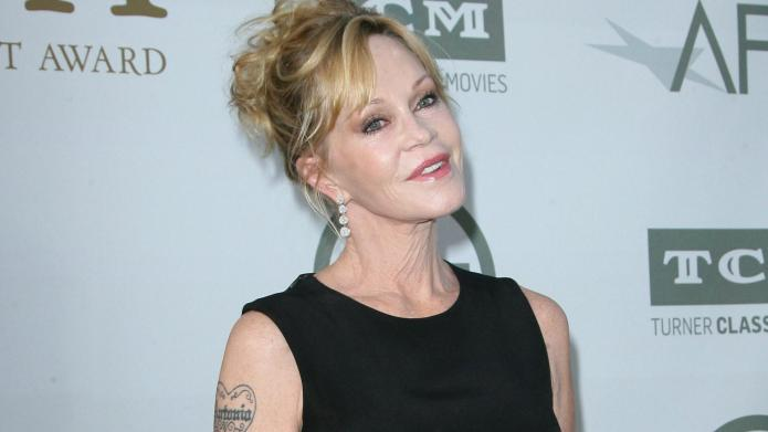 Bye-bye, Antonio Banderas: Melanie Griffith removes