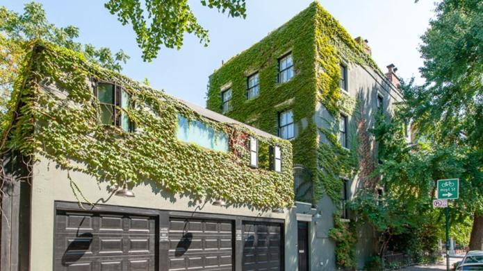 Michelle Williams' stunning home in Brooklyn