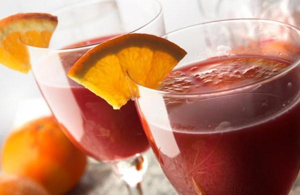Delicious sangria recipes