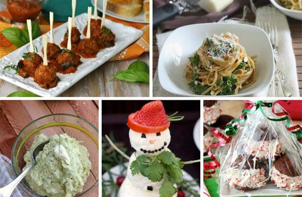 Easy, last-minute holiday recipe ideas