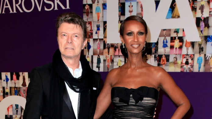 Iman begs everyone to respect her