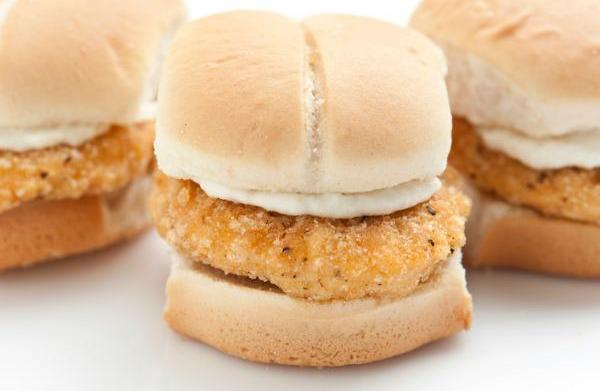 Review: Tyson Mini Chicken Sandwiches and