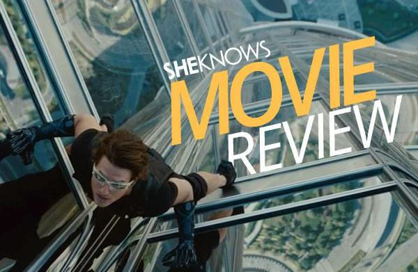 Movie review: Mission: Impossible -- Ghost