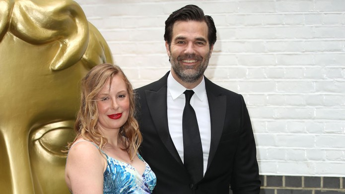 Rob Delaney Reveals Arrival of 4th