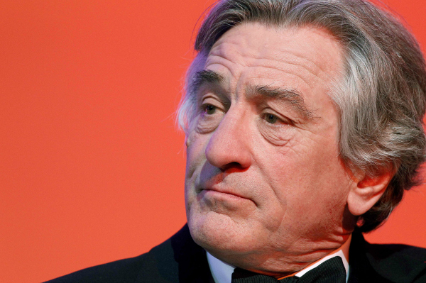 Robert De Niro 2013 SAG Award Nominee