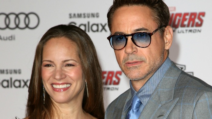 Robert Downey Jr. shares first picture