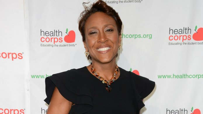 Robin Roberts had the most unreal