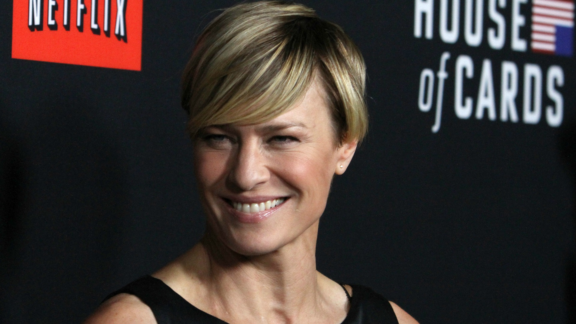 Robin Wright won't give in to the pressures of Hollywood