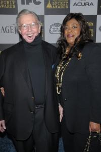 Roger Ebert last year