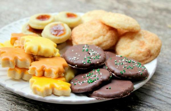 Must-try holiday cookies