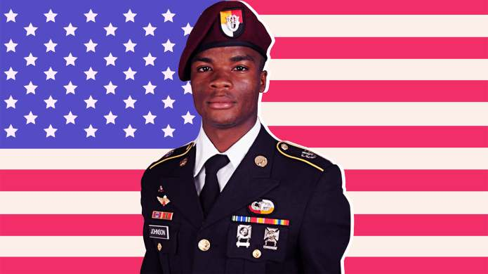 Grieving Mother of U.S. Soldier Says