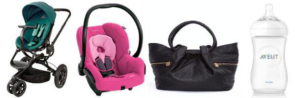 Rosie Pope's essential baby gear