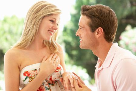 Swoon-worthy Valentine's Day engagement stories
