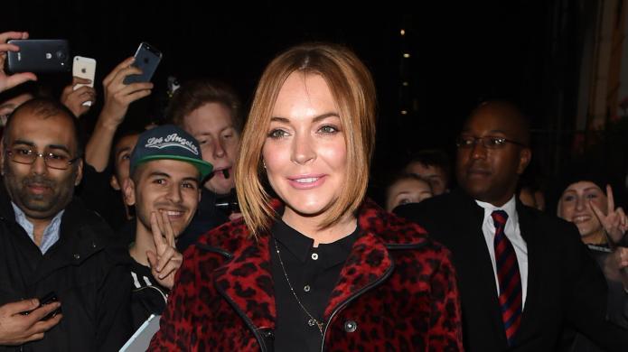 Lindsay Lohan, Tina Fey reveal 4