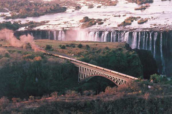 Ravos Rail -- Victoria Falls